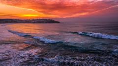 Bondi Beach Sydney Sunrise (Tonitherese) Tags: