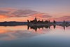 still (Andy Kennelly) Tags: tufa reflection mono lake salt still clouds sunset eastern sierra lee vining