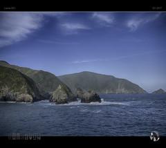 Rock On 2017 (tomraven) Tags: rocks cookstraight marlboroughsounds water ocean entrance southisland newzealand tomraven aravenimage q42016 q12017 lumix gf1