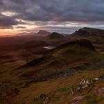 The Trotternish Escarpment - Skye - Scotland thumbnail