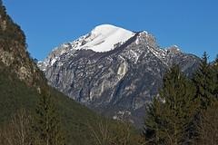 Monte Rest (Vid Pogacnik) Tags: italy mountain outdoor hiking landscape carnicalps winter mountainpeak mountainside