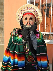 Parachico Ixtapa Chiapas Mexico (Ilhuicamina) Tags: danzante parachico chiapas mexico dances ixtapa mascaras masks costumes regalia esquipulas
