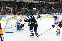 "Missouri Mavericks vs. Wichita Thunder, January 7, 2017, Silverstein Eye Centers Arena, Independence, Missouri.  Photo: John Howe / Howe Creative Photography • <a style=""font-size:0.8em;"" href=""http://www.flickr.com/photos/134016632@N02/32210091636/"" target=""_blank"">View on Flickr</a>"