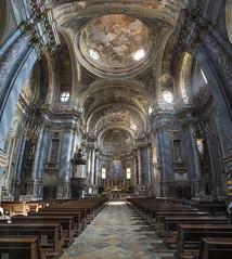 Chiesa di San Giovanni Battista (www.forgottenheritage.co.uk) Tags: explore exploration italy racconigi piedmont church catholic holiday travel