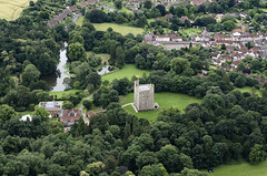 Hedingham Castle - the best preserved Norman Keep in England (John D Fielding) Tags: hedingham castle keep essex aerial aerialphotography aerialimage aerialphotograph aerialimagesuk aerialview viewfromplane droneview britainfromabove britainfromtheair hirez hires highresolution