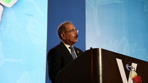 Danilo Medina defiende una América Latina abierta y solidaria en cumbre CELAC