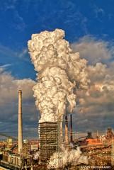 STEAM (vszy) Tags: steam vszy thyssenkruppsteel thyssenkrupp kokerei duisburg germany schwelgern german steelindustry s