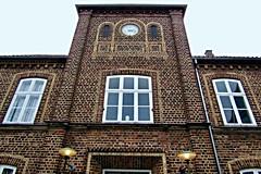 Holstebro 14 ((krungadoren)) Tags: holstebro denmark 2016 oldcityhall building