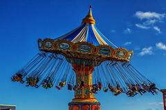 Fun Day (Abel AP) Tags: amusementride thrillride seaswings santacruzbeachboardwalk santacruzbeachboardwalkamusementpark fun amusementpark santacruz california usa northerncalifornia ride