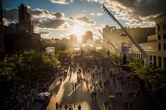 Montreal summer festivals (Lorraine Goh) Tags: summer music canada place quebec outdoor montreal festivals des
