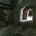 Interior das ruínas