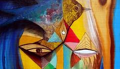 P i l m a i k e n (Felipe Smides) Tags: chile resistencia pintura pájaro guerrero mapuche documental golondrina weichafe smides felipesmides weichan pilmaiquén pilmaiken ríoslibres