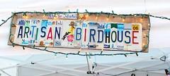 Artisan Birdhouse