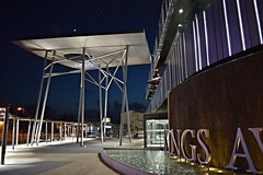 Kings Avenue Shopping Mall By Night (Rich Deaville) Tags: architecture modern mall shopping greek cyprus kings avenue pathos pafos