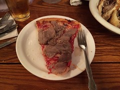 Lou's with beef? (BRAD_RADICAL) Tags: chicago italian yum dish beef deep lou garlic what onion lincolnwood malnatis blassila