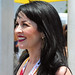 Actress Grey Griffin DeLisle promoting Scooby-Doo and Kiss: Rock and Roll Mystery