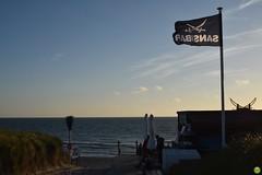 Sunset at Sansibar (petrOlly) Tags: sunset sea sky people sun beach water germany landscape island deutschland sand europa europe northsea sylt nordsee morze