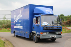 Leyland Daf 45 The Scammell Register L801TGO (NTG842) Tags: show heritage classic museum vintage centre sunday 45 commercial motor register warwickshire leyland daf the scammell gaydon l801tgo 14june2015