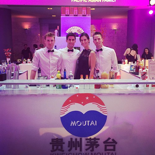 Such a great evening with Moutai downtown at the plate by plate event! #moutai #bowties #bartenders #models #mixology #staffing #events #eventlife #200ProofLA #200Proof