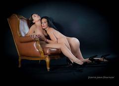 _DSC9662 (pitjohn) Tags: studio couple nu duo femme