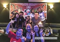 Birthday Gathering in Loudspeaker, KD2015 (radi0head pix'el) Tags: birthday friends party cake families birthdaycake ts tsbirthday