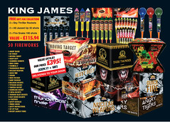 King James 1.3g Firework Display Pack (EpicFireworks) Tags: james king display firework pack 13g