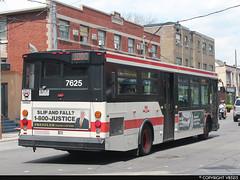 Toronto Transit Commission #7625 (vb5215's Transportation Gallery) Tags: toronto 2004 ttc transit orion commission vii