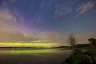 Alberta Night Sky