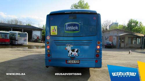 Info Media Group - Imlek, BUS Outdoor Advertising, Banja Luka 04-2015 (4)