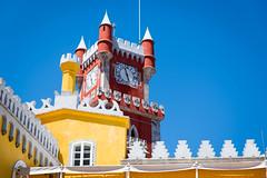 Palacio de Pena, Sintra (massimopisani1972) Tags: summer portugal nikon estate lisboa lisbon sintra pena 28 tamron palazzo f28 lisbona portogallo palacio 2770 2015 d610 massimopisani massimopisani1972
