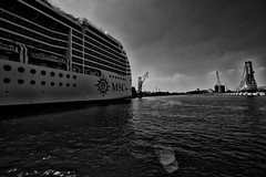 MSC POESIA IN VENICE (AKG4687) (..) Tags: cruise venice sea italy ship harbour poesia adriatic msc