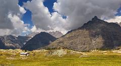 Sasso Moro (3108m) (cesco.pb) Tags: valmalenco valtellina italia italy lombardia lombardy canon canoneos60d tamronsp1750mmf28xrdiiivcld sassomoro alps alpi montagna mountains