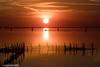 tramonto a Malamocco (conteluigi66) Tags: malamocco venezia laguna reti barca luigiconte ng