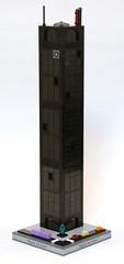 Palpatine Tower (Magnus the Great) Tags: lego micropolis microscale pluppsala swebrick