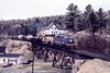 img499, Frankfort, ME, 6-1980 (Rkap10) Tags: bl2 bangoraroostook locomotives maine other places railroad