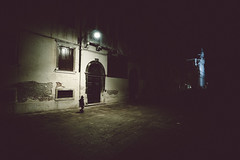 (jimh_7) Tags: venice italy night italia venezia color leica flickr 18mm digital elmarit a7rii city urban decay ancient child kid boy alone travel