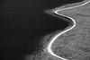 Pathway in Silvaplana (Tobia Scandolara) Tags: engadina engadin silvaplana lake lago water biancoenero monochrome curva monocromo abstract minimal road pathway street blackandwhite bw bn astratto switzerland svizzera swiss