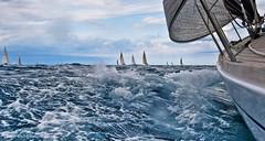 andreabrussi.it_SC-014 (Uploading in progress!) Tags: sea waves sprays spruzzi mare onde water acqua sailingboat barcaavela wind vento vela sail