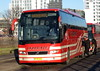 Bus drivers´ break with 2012 Volvo DF95413 (sms88aec) Tags: 2012 volvo df95413
