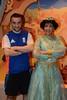 Disney World 2016 (Elysia in Wonderland) Tags: disney world orlando florida elysia holiday 2016 meeting jasmine aladdin princess epcot morocco pavilion meet greet character clinton