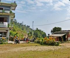 201411.3701.Nepal.Sarangkot (sunmaya1) Tags: nepal sarangkot