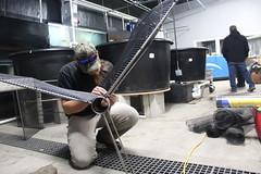 Fabricating a Tank Divider