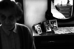 The Old Age (silvia pasqual) Tags: old age elderly grandmother people person portrait time timeless mirror human humanity reportage documentary life