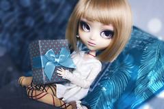 A little gift for you :) (--Ariana--) Tags: pullip full custom fc short hair leeke coolcat cute obitsu