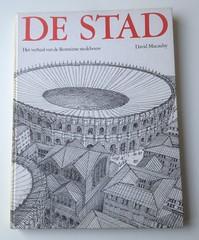 De Stad (Nobo Sprits) Tags: de stad macaulay david romeinen romeinse city roman boek book buildings stedebouw