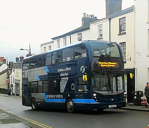 First West of England YX66 WGO, 33490