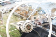 IMG_2033 (Joachim Krawitsch) Tags: canon fotoachim g1x joachimkrawitsch mark2 markii povphotographie powershot car auto sommer retro oldtimer lenkrad steeringwheel instrumente tacho dashboard