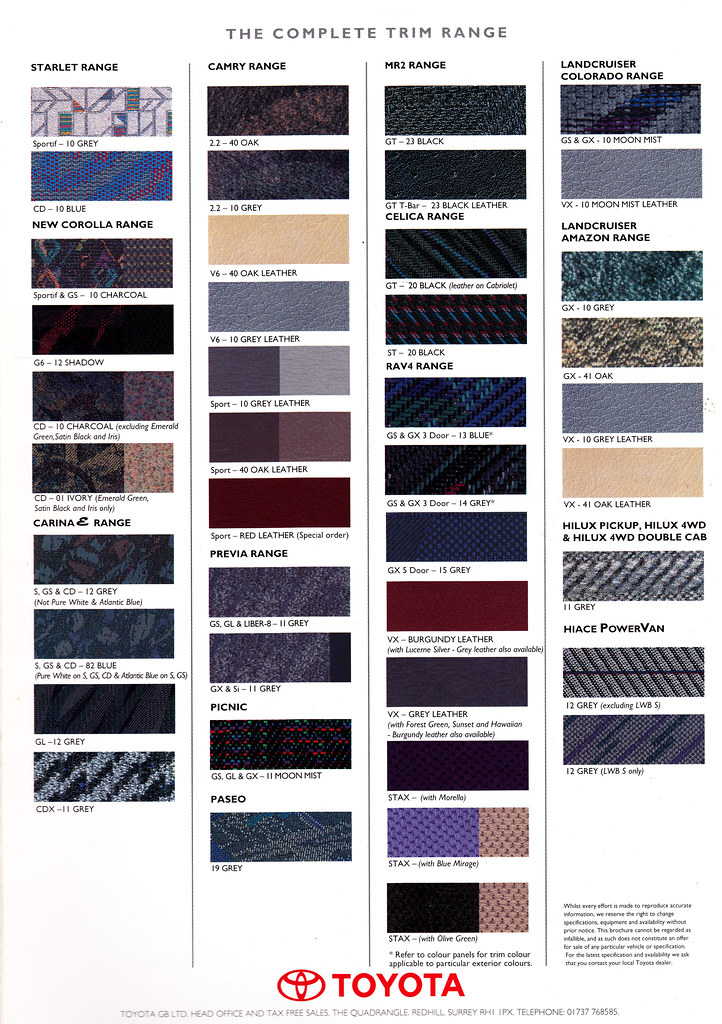 The worlds most recently posted photos of ce100 flickr hive mind uk toyota car upholstery amp colours 1997 page 6 celicacity tags uk sciox Choice Image