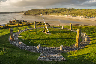 The Perranporth Sundial