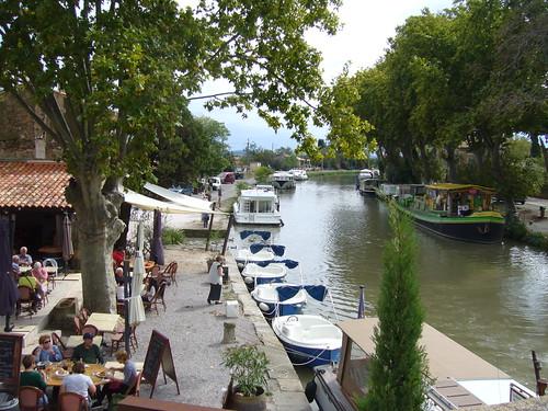 Canal du Midi, Le Somail